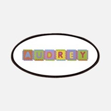 Audrey Foam Squares Patch