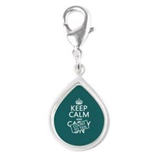 Keep Calm and Count To Ten Charms