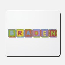 Braden Foam Squares Mousepad