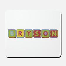 Bryson Foam Squares Mousepad