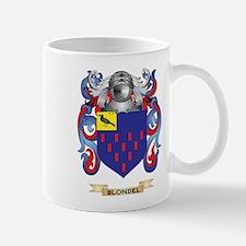 Blondel Coat of Arms Mug