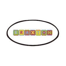 Braxton Foam Squares Patch