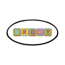 Brody Foam Squares Patch