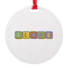Blake Foam Squares Ornament