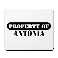 Property of Antonia Mousepad