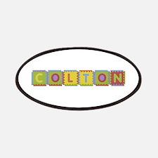 Colton Foam Squares Patch