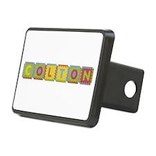 Colton Foam Squares Hitch Cover