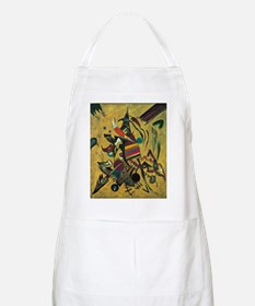 Points by Kandinsky, Abstract Art Apron