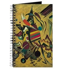Points by Kandinsky, Abstract Art Journal