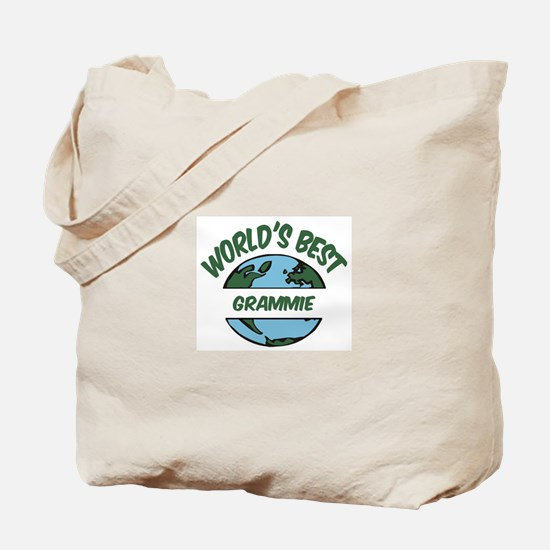 World's Best Grammie Tote Bag