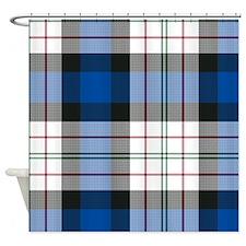 Tartan - Fergusson dress Shower Curtain