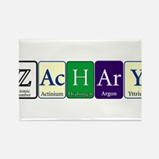Zachary Rectangle Magnet