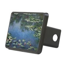 Water Lilies by Claude Mon Hitch Cover