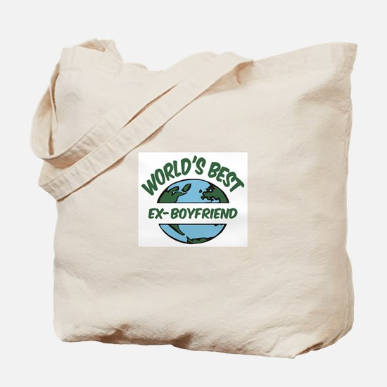 World's Best Ex-Boyfriend Tote Bag