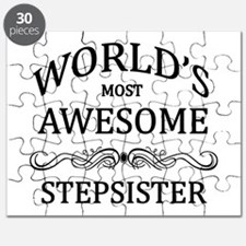 World's Most Awesome Stepsister Puzzle