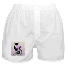 Cat Claw Boxer Shorts