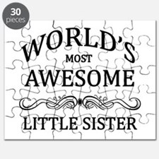 World's Most Awesome Little Sister Puzzle