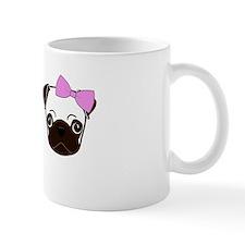 Pugs and Bows Mug