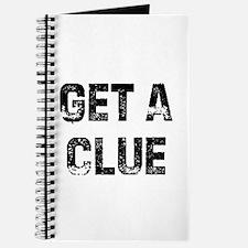 Get A Clue Journal