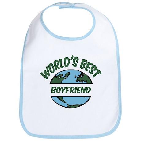 World's Best Boyfriend Bib