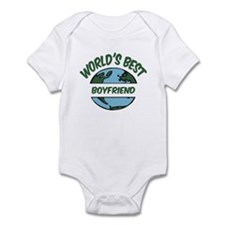 World's Best Boyfriend Infant Bodysuit