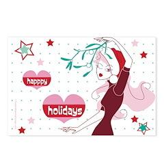 "Postcard ""Zoe"" (Set of 8)"
