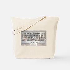 Genesis 12:1 Tote Bag