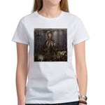 Octopus' lair - Old Photo Women's T-Shirt