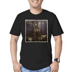 Octopus' lair - Old Photo Men's Fitted T-Shirt (da