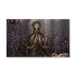 Octopus' lair - Old Photo Car Magnet 20 x 12