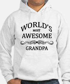 World's Most Awesome Grandpa Hoodie