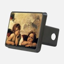 Angels by Raphael, Vintage Hitch Cover