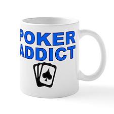 Poker Addict Mug