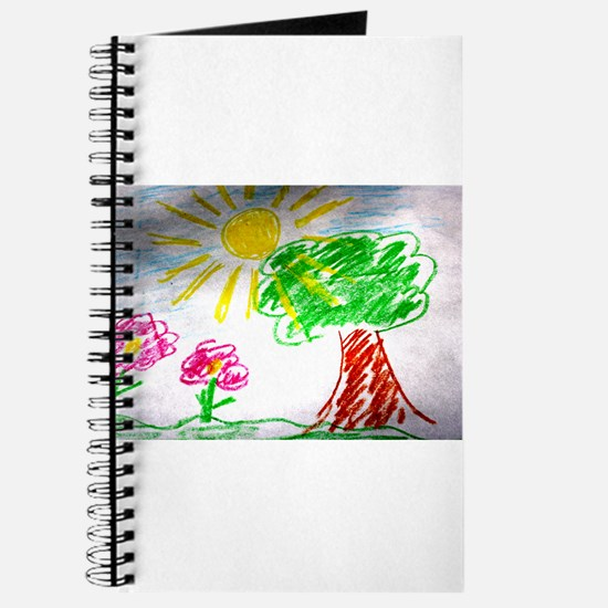 Childs Drawing Journal