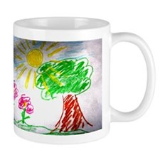 Childs Drawing Mug