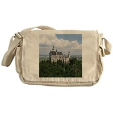 Neuschwanstein Castle Messenger Bag