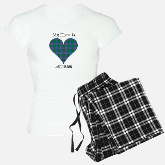Heart - Fergusson Pajamas