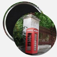 London Phone Booth Magnet