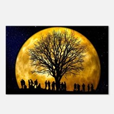 Family Tree Postcards (Package of 8)