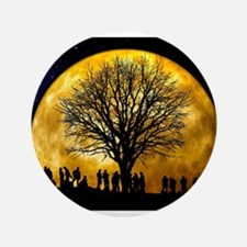 """Family Tree 3.5"""" Button (100 pack)"""
