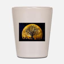 Family Tree Shot Glass