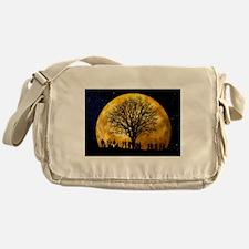 Family Tree Messenger Bag