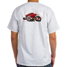 Deuce Coupe Grey T-Shirt