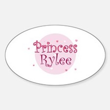 Rylee Oval Decal