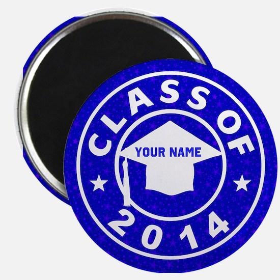 Class Of 2014 Graduation Magnet
