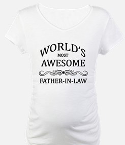 World's Most Awesome Father-in-Law Shirt