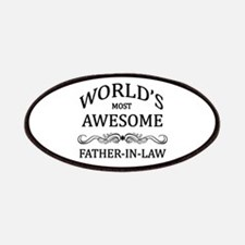 World's Most Awesome Father-in-Law Patches