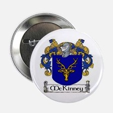 "McKinney Coat of Arms 2.25"" Buttons (10 pack)"