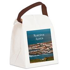 Coastal parish Canvas Lunch Bag
