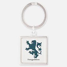 Lion - Fergusson Square Keychain